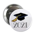 """Classic 2021 Grad 2.25"""" Button"""