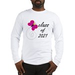 Sweet Class Of 2021 Long Sleeve T-Shirt