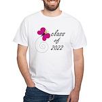 Class Of 2022 White T-Shirt