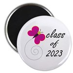 Fun Class Of 2023 Magnet