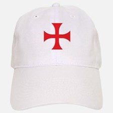 Knights Templar Baseball Baseball Cap