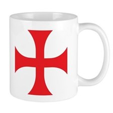 Knights Templar Coffee Mug