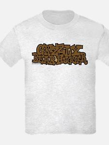 Grizzly Bear Hugger T-Shirt