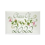 Lovely Class Of 2022 Rectangle Magnet