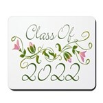 Lovely Class Of 2022 Mousepad