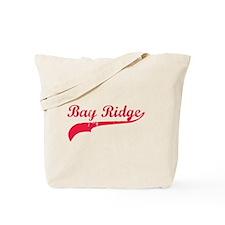Bay Ridge Red Tote Bag