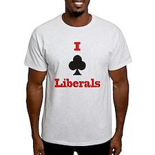 I Club Liberals T-Shirt