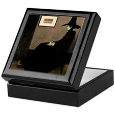 Whistler's Wicked Witch Keepsake Box