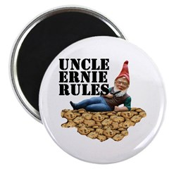 Gnomes and Cookies Magnet