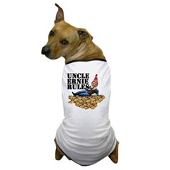 Gnomes and Cookies Dog T-Shirt