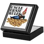 Gnomes and Cookies Keepsake Box