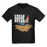 Gnomes and Cookies Kids Dark T-Shirt