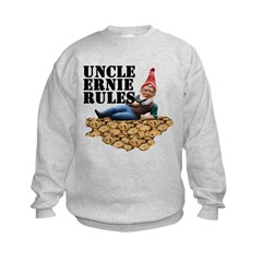 Gnomes and Cookies Sweatshirt