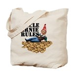 Gnomes and Cookies Tote Bag