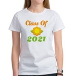 Bright Class Of 2021 Women's T-Shirt
