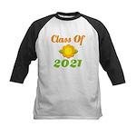 Bright Class Of 2021 Kids Baseball Jersey