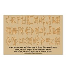 Auspicious Omens Postcards (Package of 8)