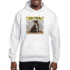 Cool Pit bulls rule Hoodie