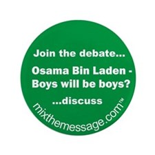 "Bin Laden 3.5"" Button"