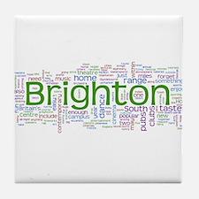 Brighton Tile Coaster