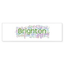 Brighton Bumper Bumper Sticker