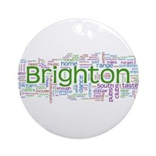 Brighton Ornament (Round)