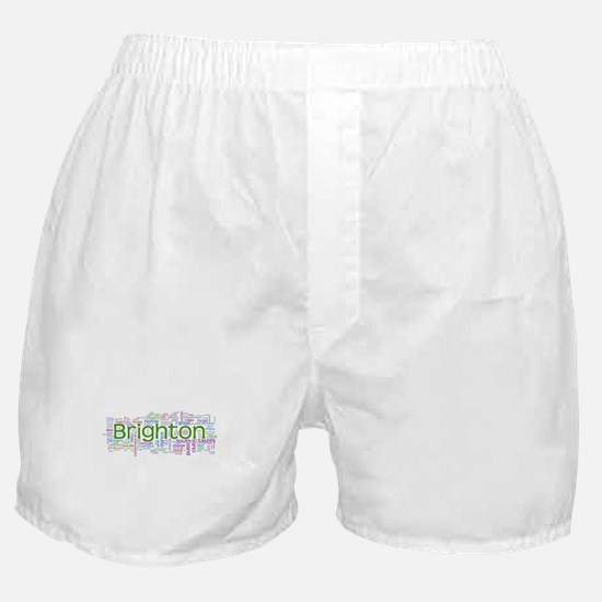 Brighton Boxer Shorts