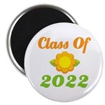 Grad Class Of 2022 Magnet