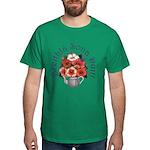 Birthday Bouquet Dark T-Shirt