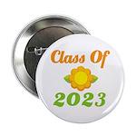 "Grad Class Of 2023 2.25"" Button"