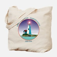 The Marblehead Ohio Light Tote Bag