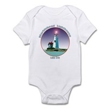 The Marblehead Ohio Light Infant Bodysuit