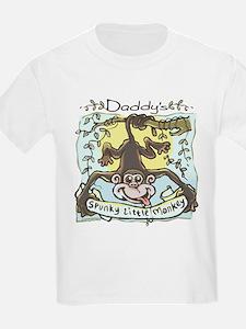 Daddy's Spunky Monkey T-Shirt