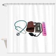 HomeHealthCare041109.png Shower Curtain