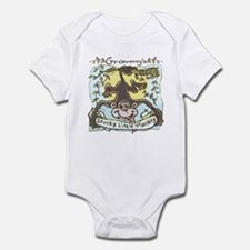 Grammy's Spunky Monkey Infant Bodysuit