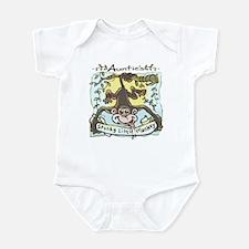 Auntie's Spunky Monkey Infant Bodysuit