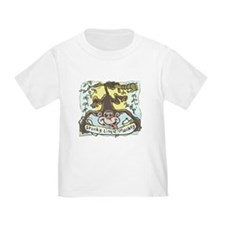 Spunky Little Monkey T