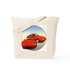 Cute Sports car Tote Bag