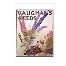 Vaughan's Postcards (Package of 8)