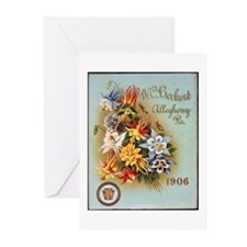 W.C. Beckert Greeting Cards (Pk of 10)