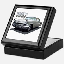Cool Cars Keepsake Box