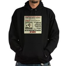 born in 1965 birthday gift Hoodie