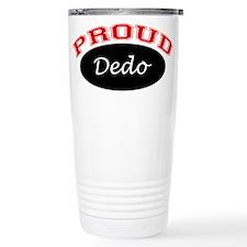 Proud Dedo Travel Mug