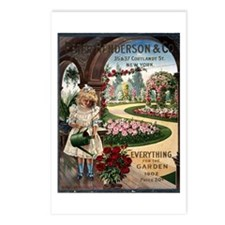 Peter Henderson & Co Postcards (Package of 8)