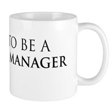 Proud Fast Food Manager Coffee Mug