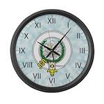 Triple Peer Large Wall Clock