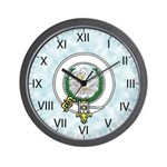 Triple Peer Wall Clock