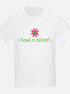 big sister to be secret flower 6.0 T-Shirt