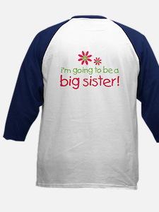 big sister to be secret flower 6.0 Tee