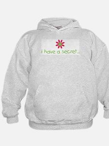 big sister to be secret flower 6.0 Hoodie